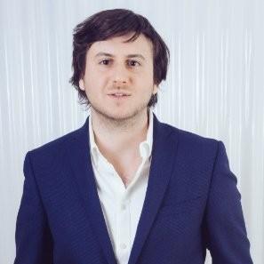 Nick Artsruni - Publishing Director (UK)