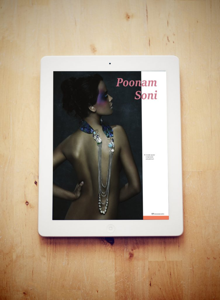 Jeweler Poonam Soni - published by BPS